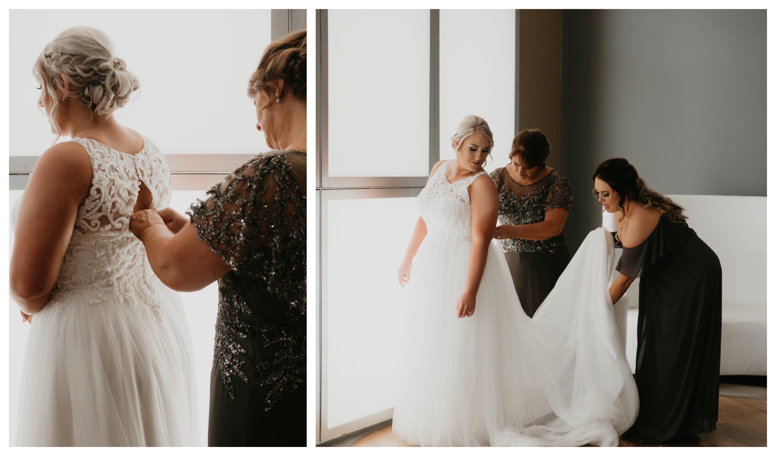 Boho Wedding Dress Kansas City