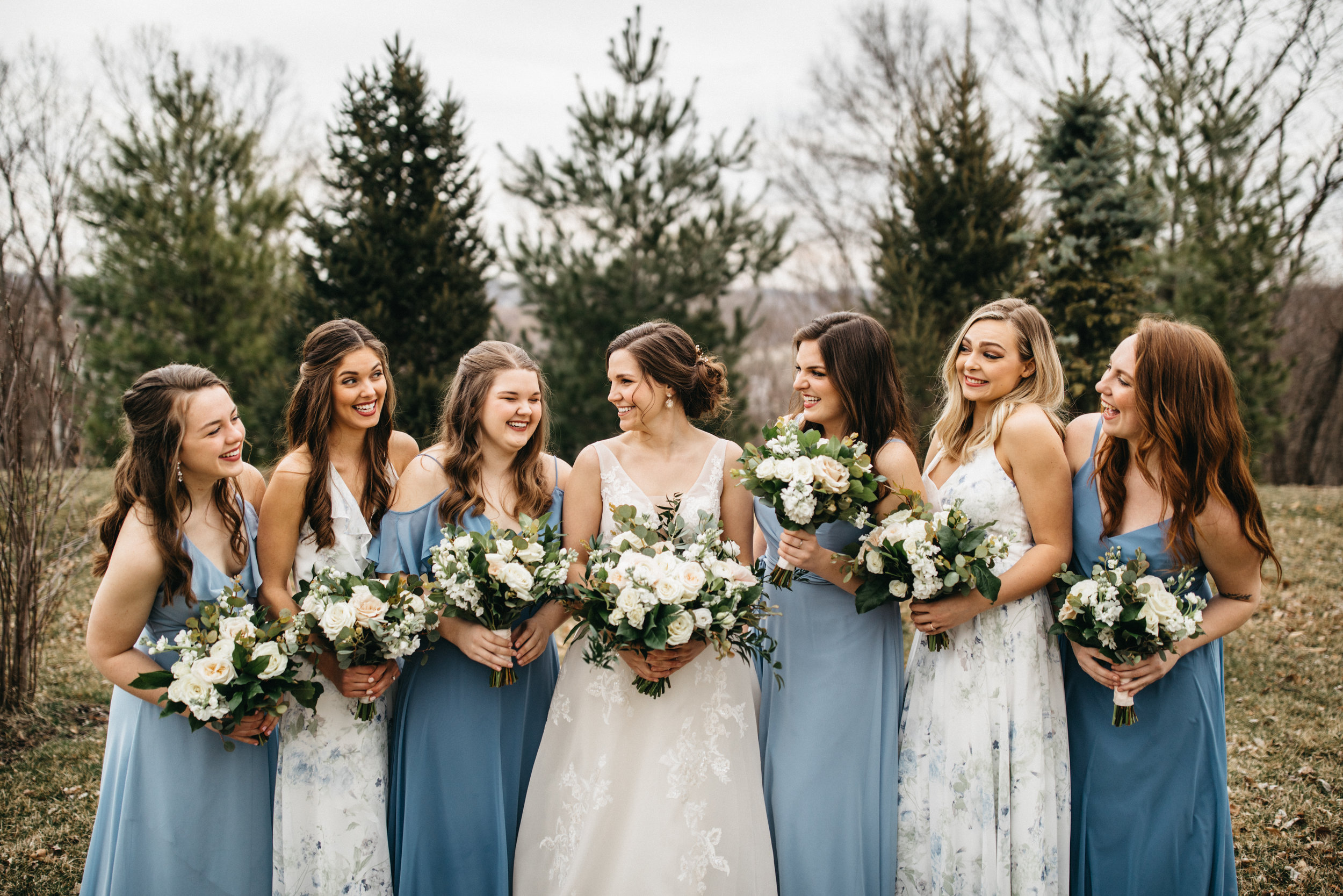 Bridesmaid Dresses Kansas City