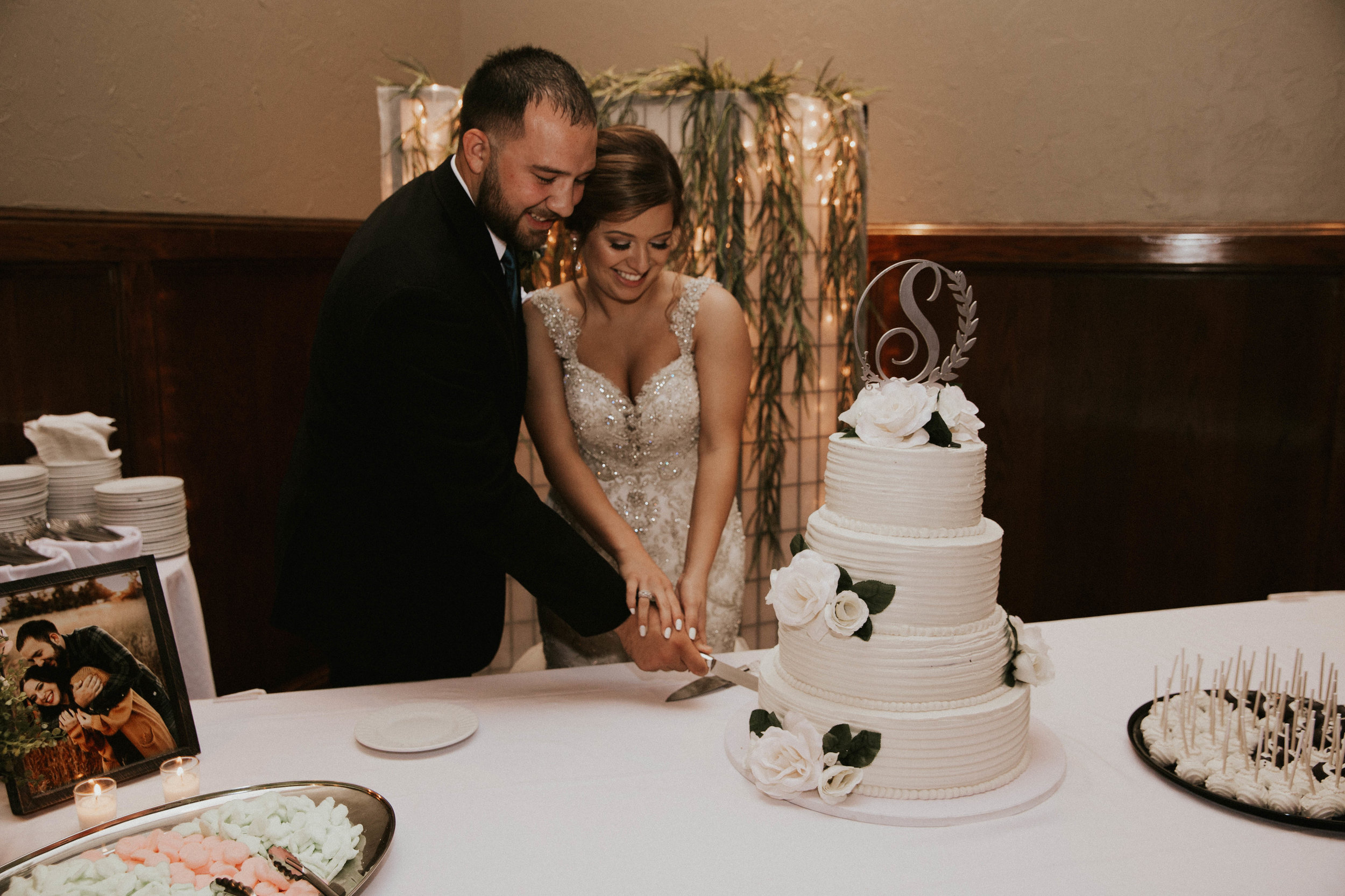 Wedding Cake Kansas City