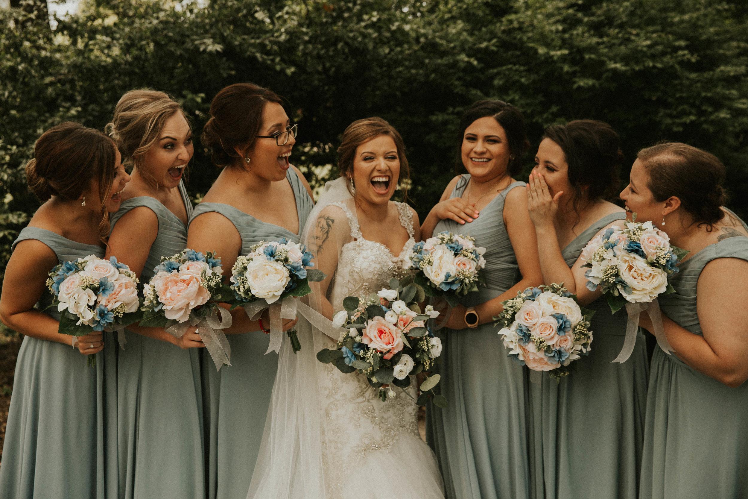 Bridesmaid Dresses Kansas City