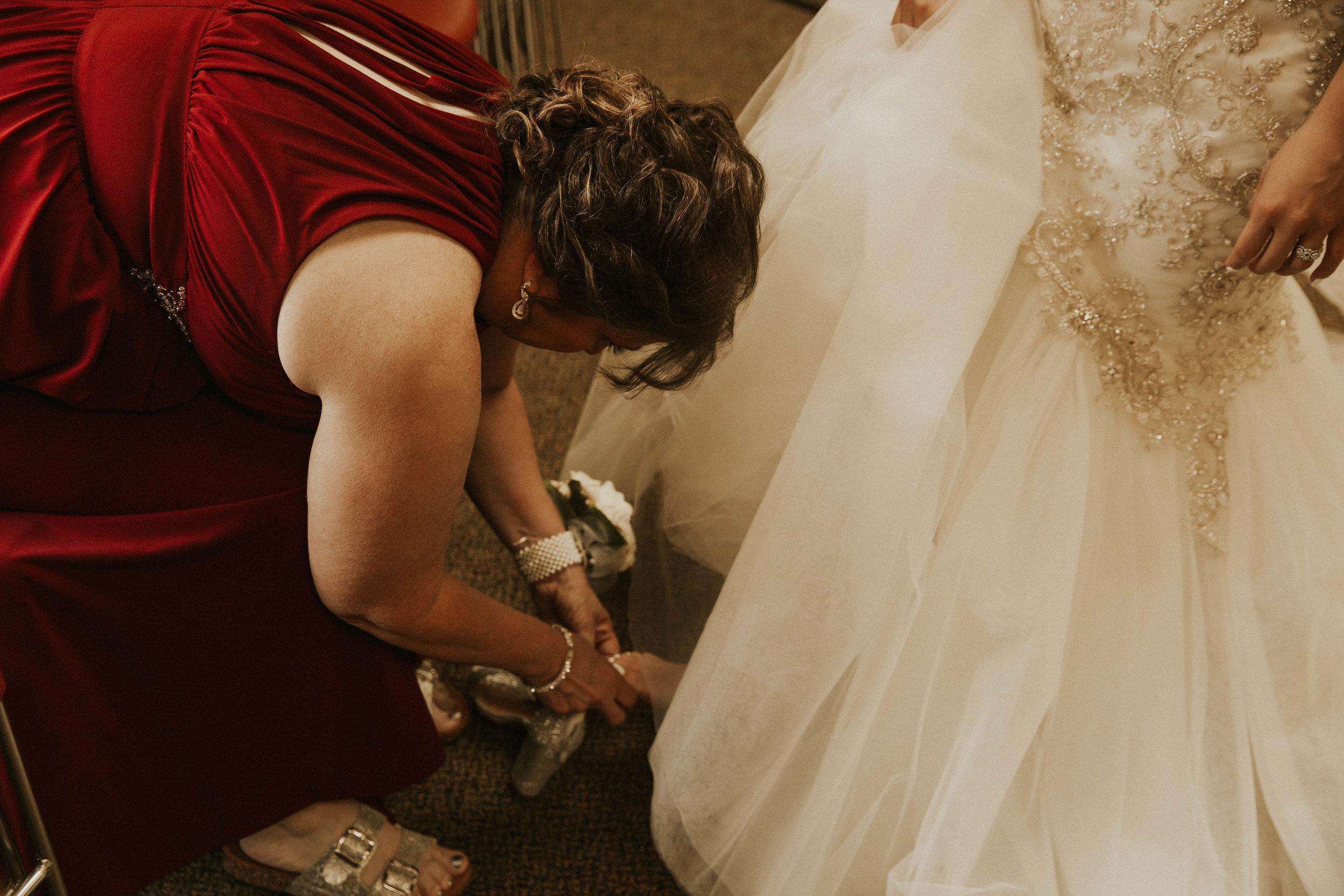 Wedding Dress Shopping Kansas City