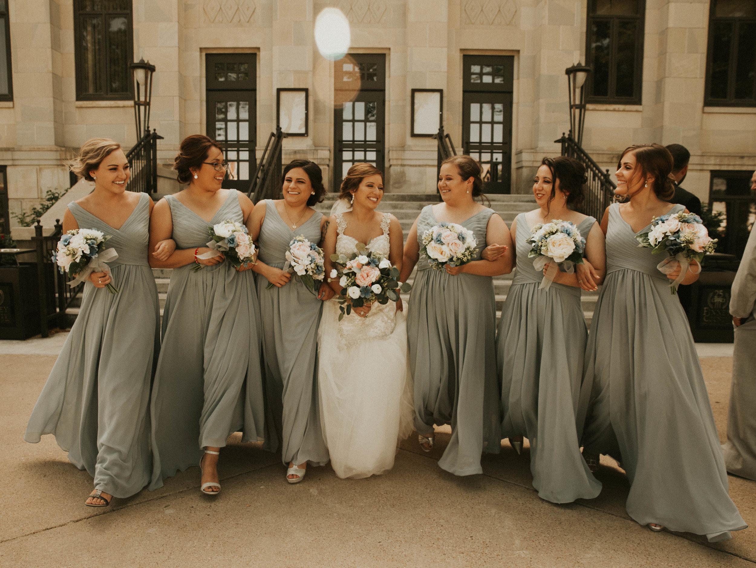 Bella Bridesmaids Leawood KS
