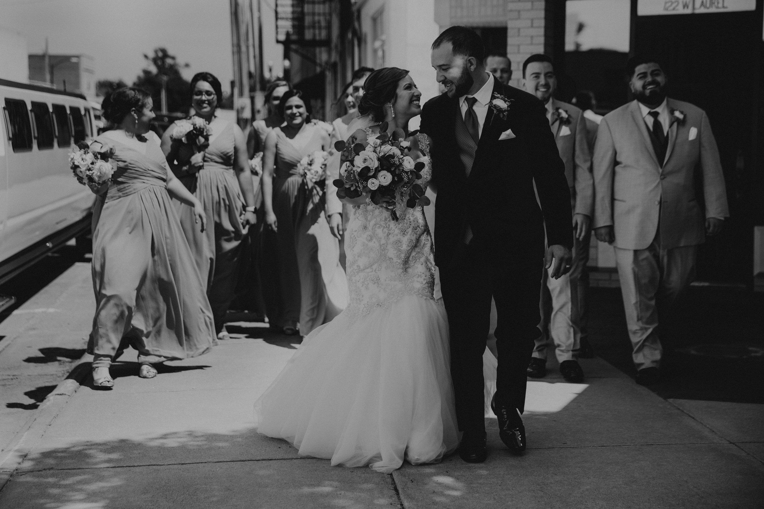 Modern Wedding Dresses Kansas City