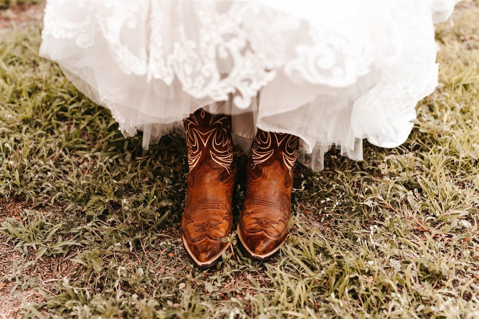 Rustic Wedding Kansas City
