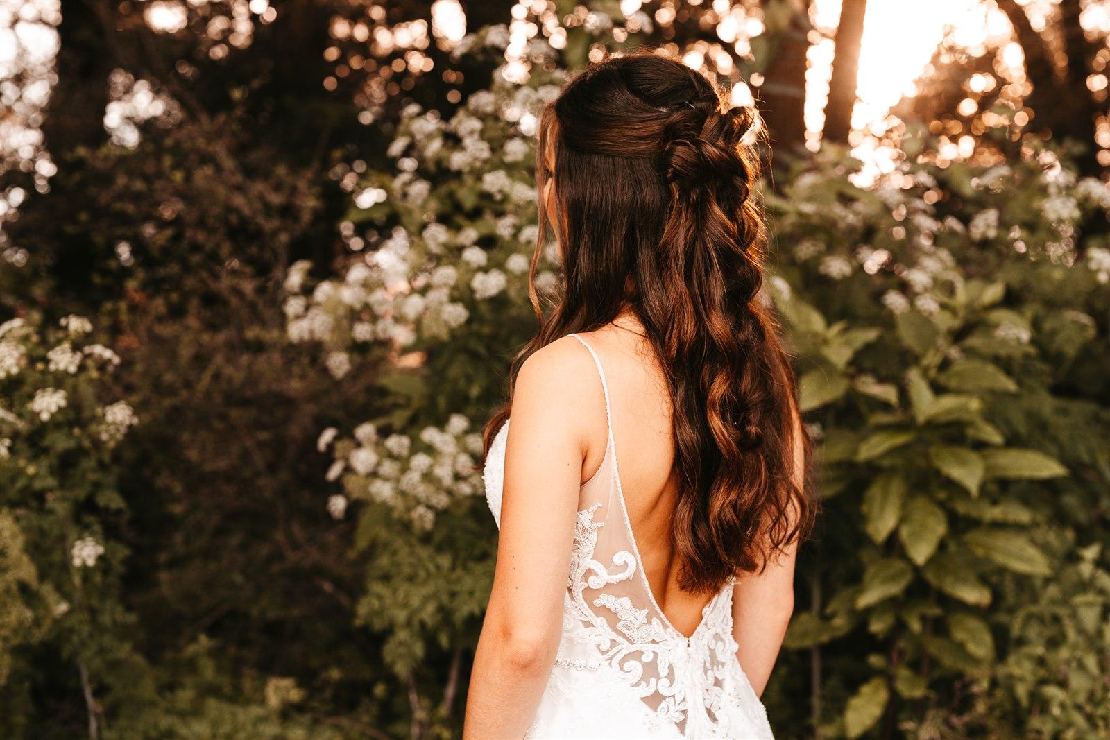 Low Back Wedding Dress Kansas City