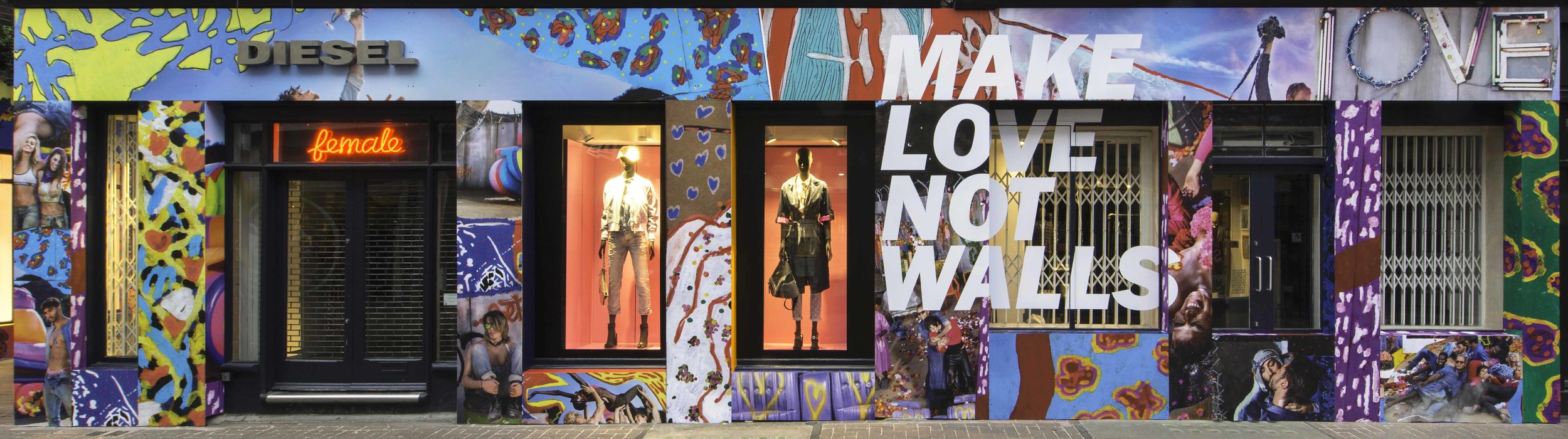 Diesel-Carnaby-Street-MAKE-LOVE-NOT-WALLS-Campaign-Female-Store-2017.jpg