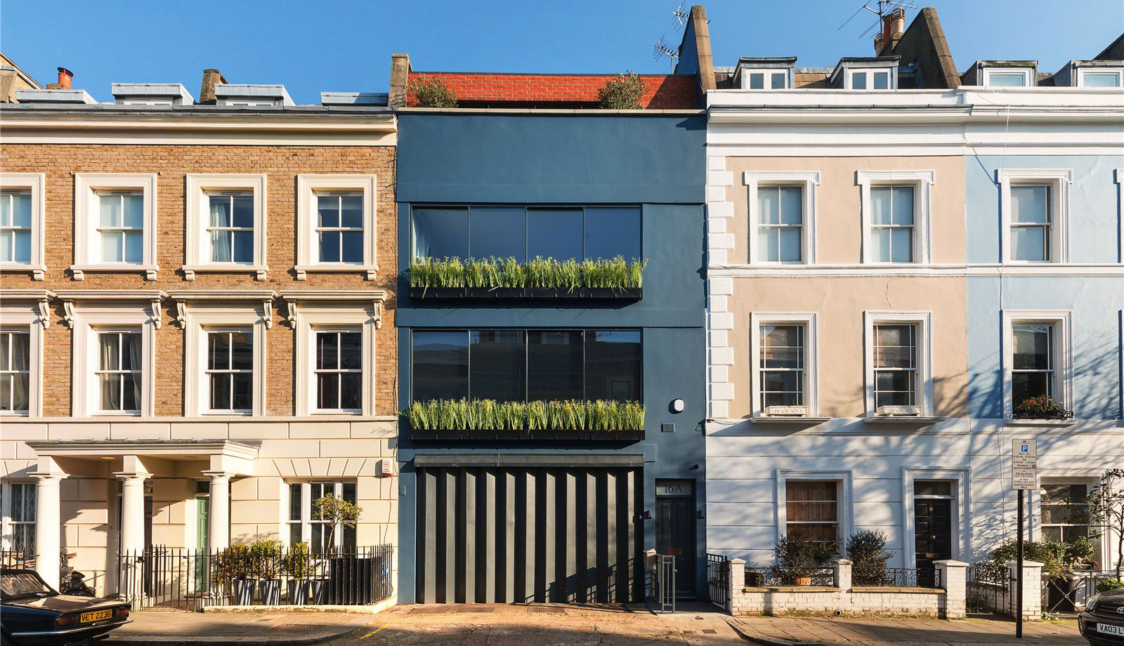 Notting Hill - £3,500,000