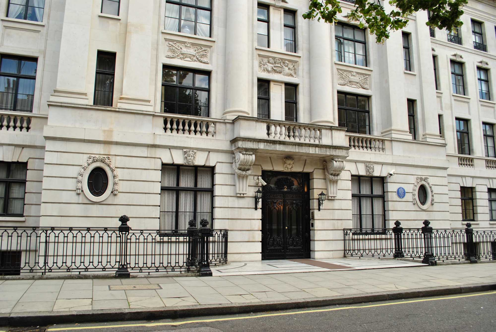 Marylebone - £3,500,000