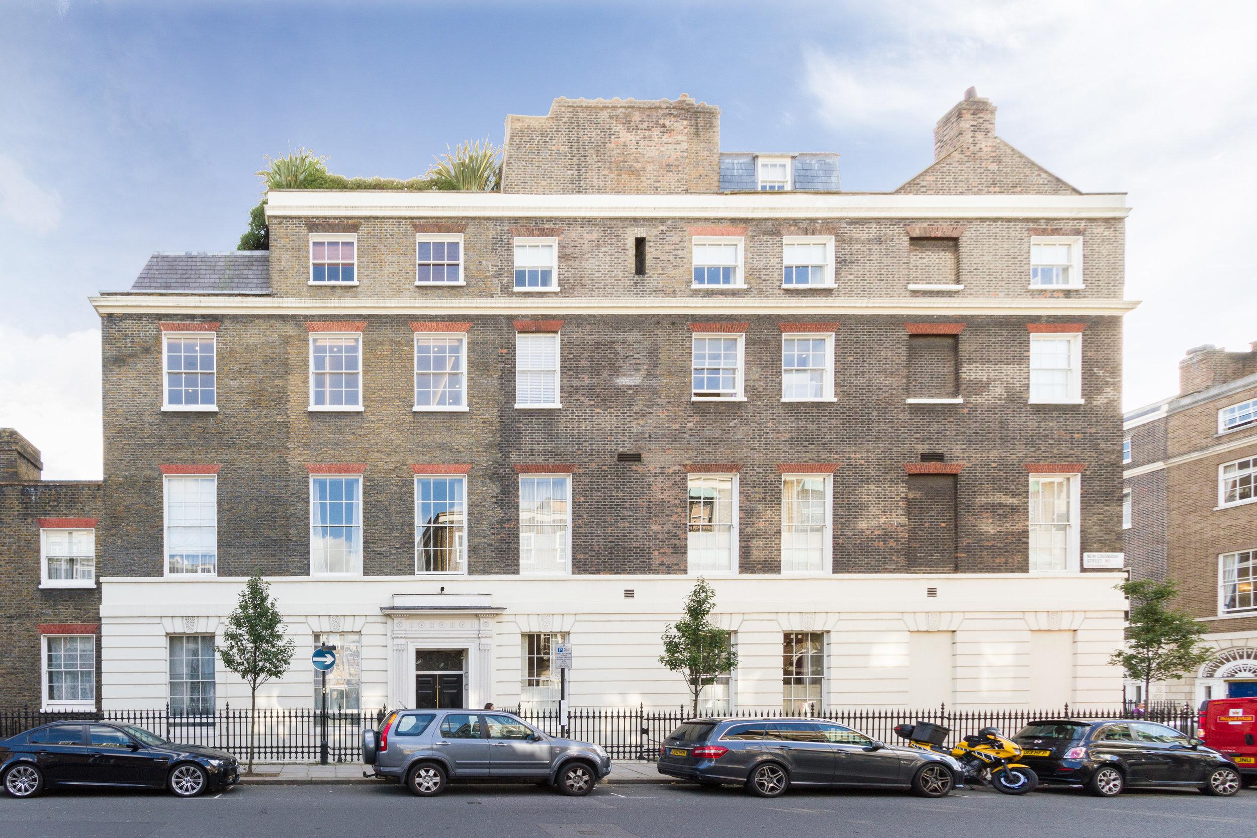 Marylebone - £8,500,000