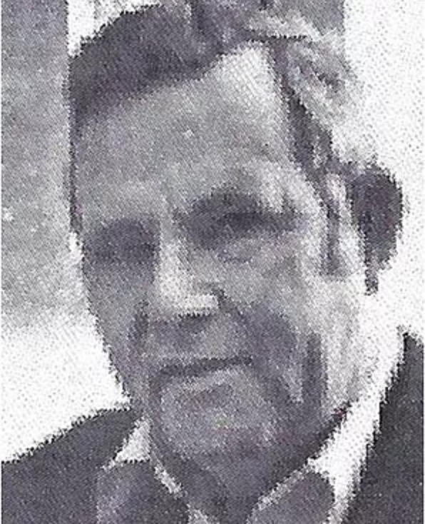 H. Clinton Foust, 1980 Distinguished Person of the Year