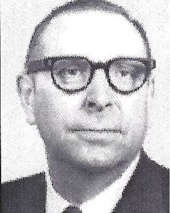 Dr. C. Miller Sigmon, 1976 Distinguished Person of the Year