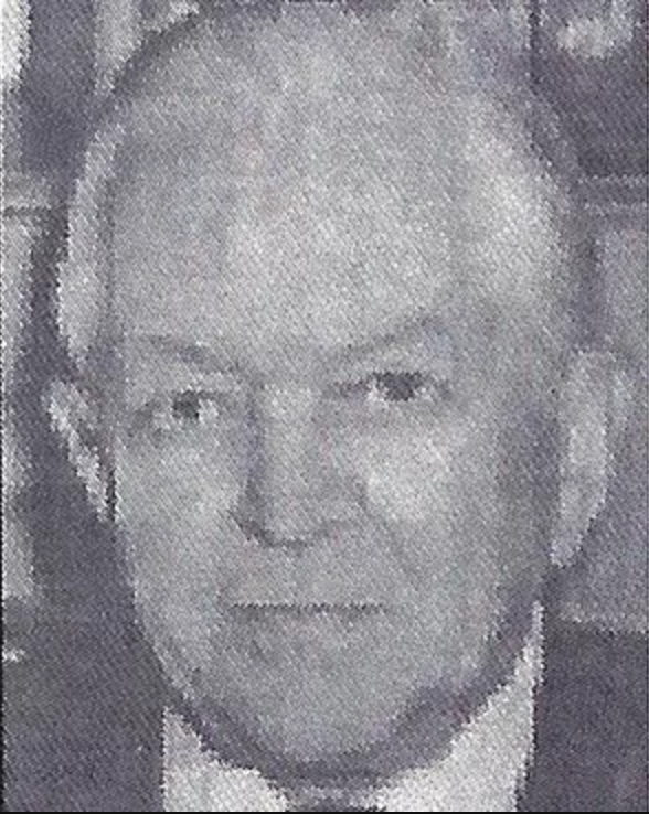 Burand L. McGinnis, 1971 Distinguished Person of the Year