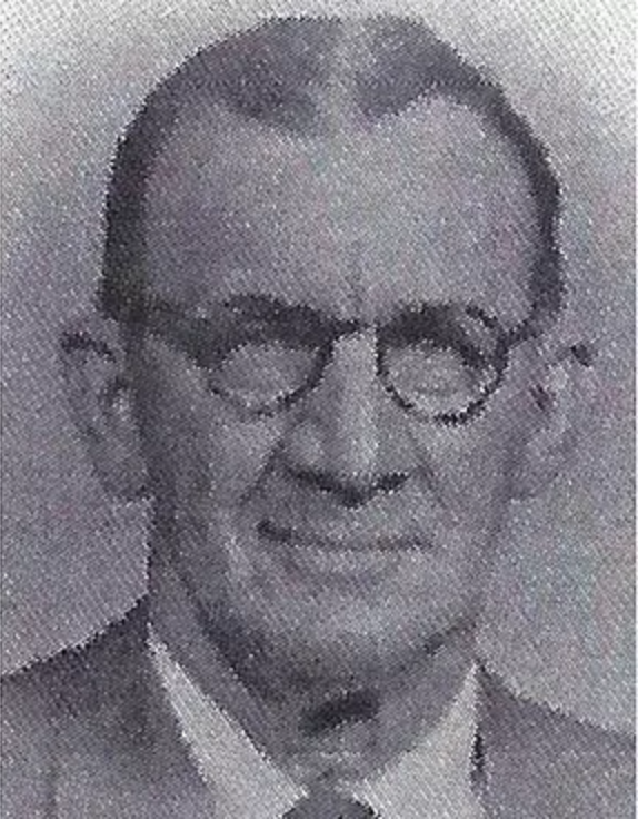 A.B. Stoney, 1967 Distinguished Person of the Year