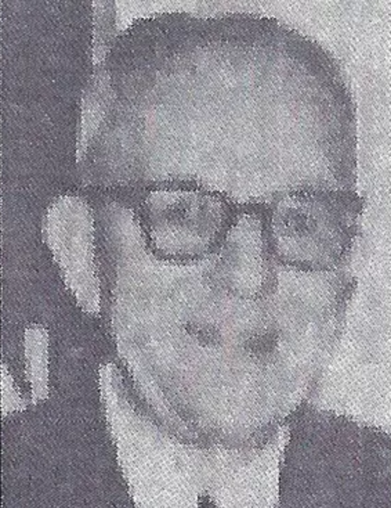 T. Henry Wilson, 1965 Distinguished Person of the Year