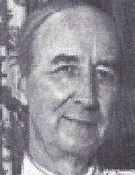 Dr. E.W. Phifer Jr., 1963 Distinguished Person of the Year