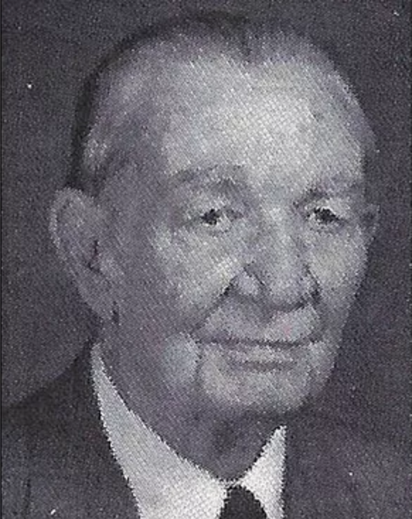 Frank C. Patton, 1961 Distinguished Person of the Year