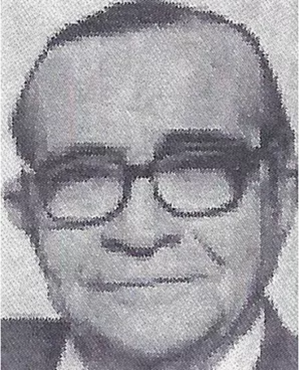 W. Stanley Moore, 1960 Distinguished Person of the Year