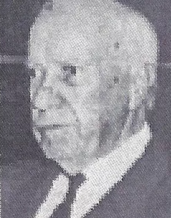 John M. Mull, 1956 Distinguished Person of the Year