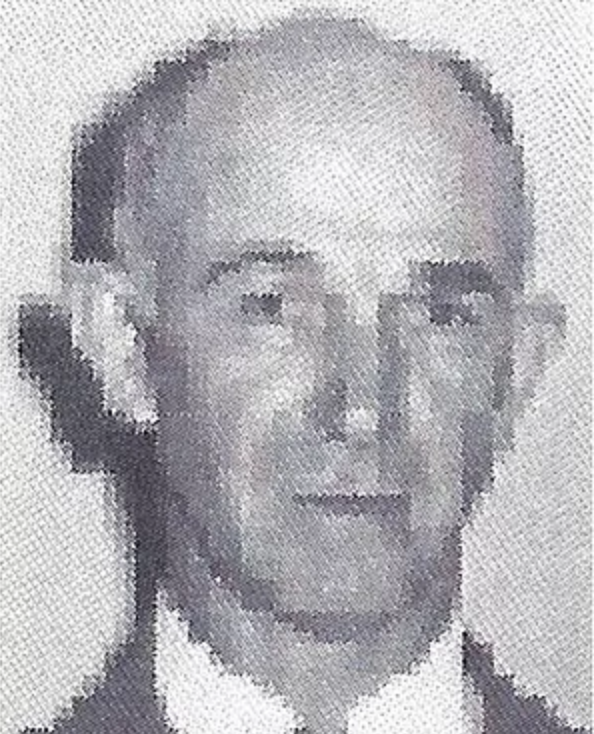 W.R. Williams, 1953 Distinguished Person of the Year