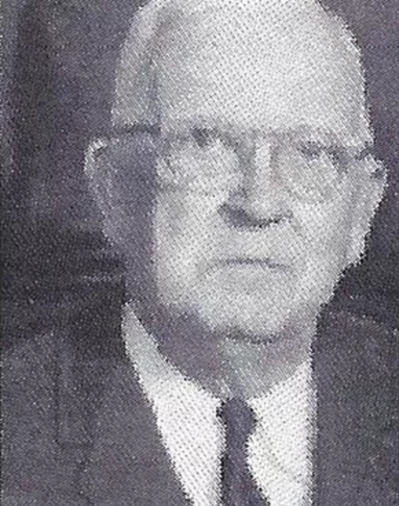 H.L. Riddle, 1952 Distinguished Person of the Year