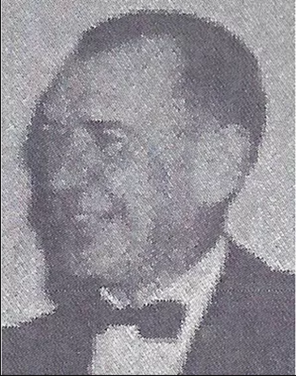 H.L. Shuey, 1949 Distinguished Person of the Year