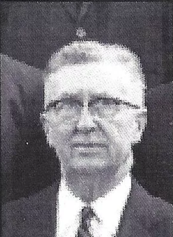 E.A. Kirksey, 1948 Distinguished Person of the Year