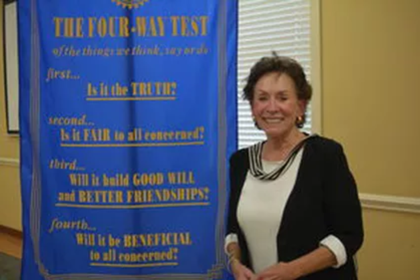 Barbara Cornwell Norvell, 2015 Distinguished Person of the Year