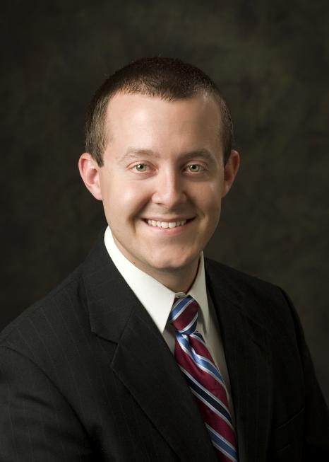 Dalton Walters, Treasurer of Morganton Club of Rotary