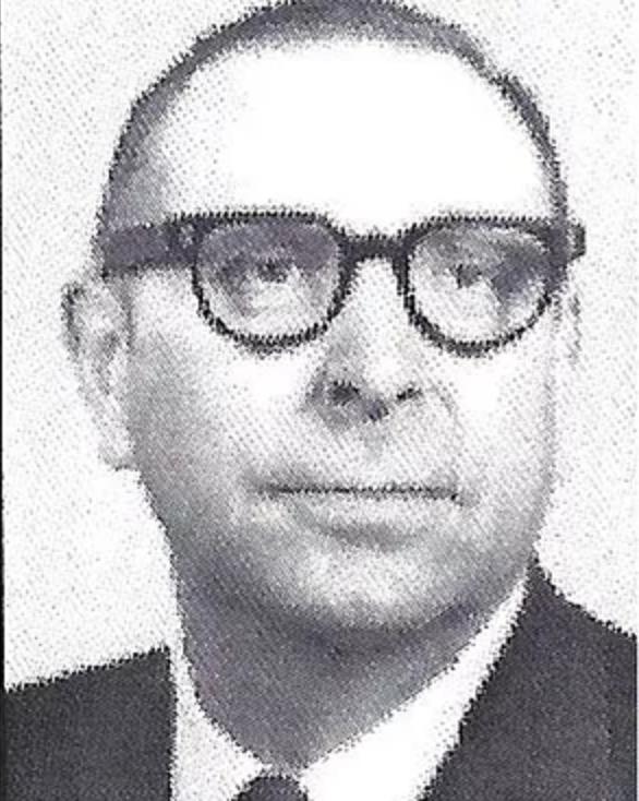 Dr. C. Miller Sigmon, 1976