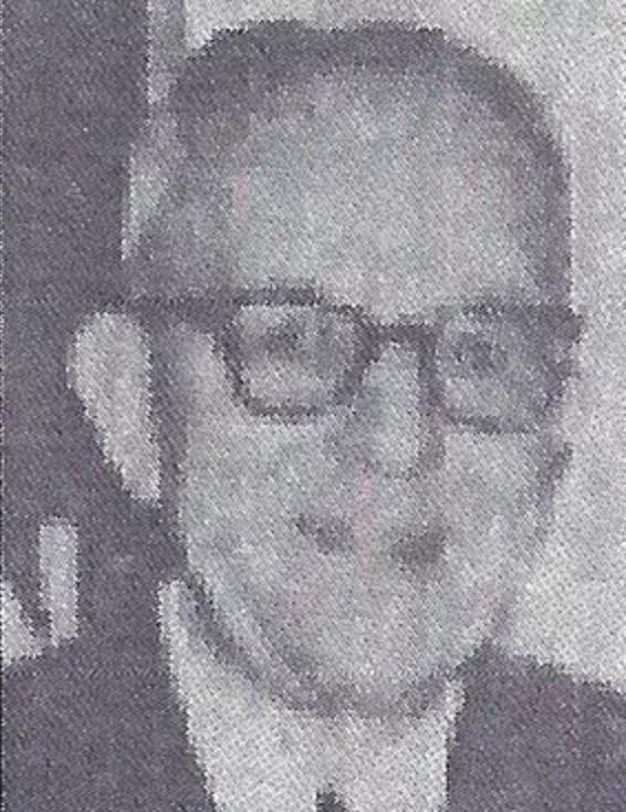 T. Henry Wilson, 1965