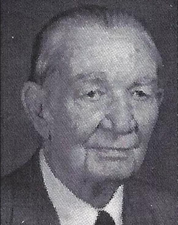 Frank C. Patton, 1961