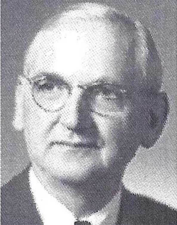 Dr. W.H. Kibler, 1959