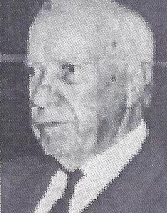 John M. Mull, 1956