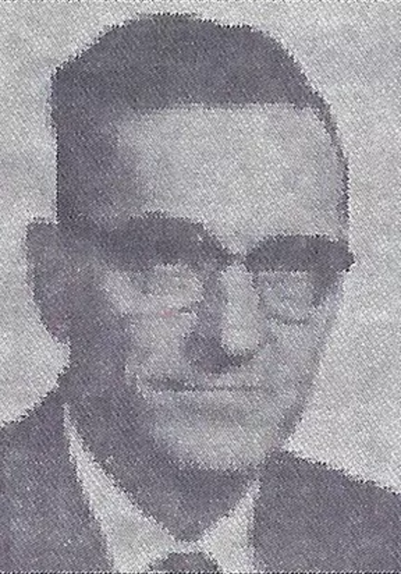 C.K. Avery, 1964 Distinguished Person of the Year