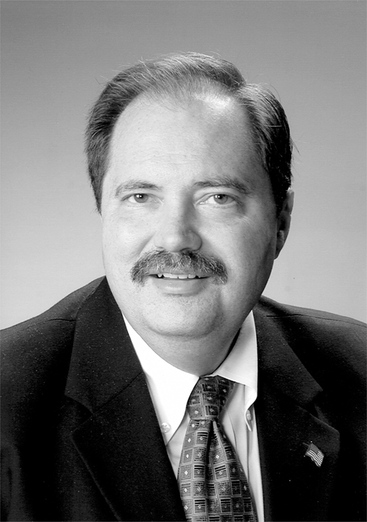 David Burleson, 2007 Distinguished Person of the Year