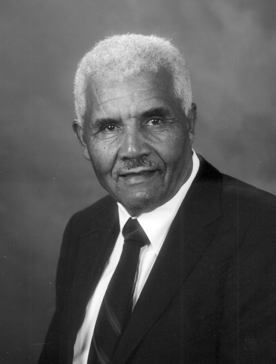 Carl Evans Sr., 2003 Distinguished Person of the Year