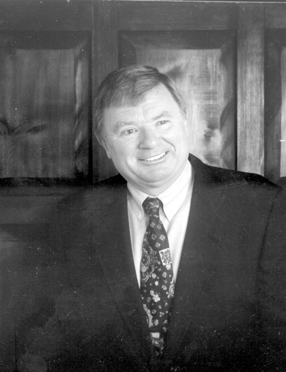 Wayne Abele, 2002 Distinguished Person of the Year