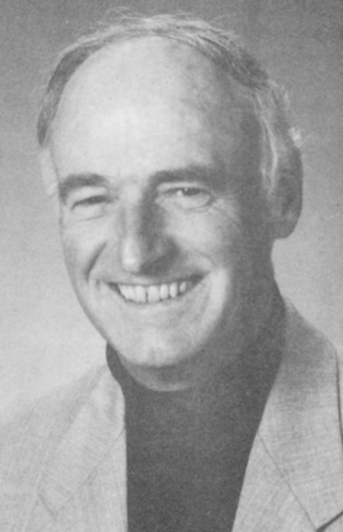 Fred B. Bentley, 2000 Distinguished Person of the Year