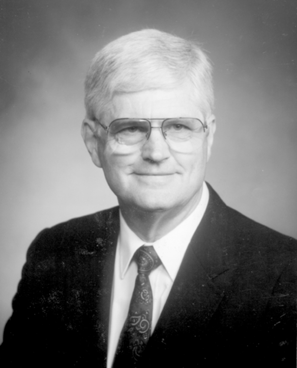William J. Allman, 1999 Distinguished Person of the Year