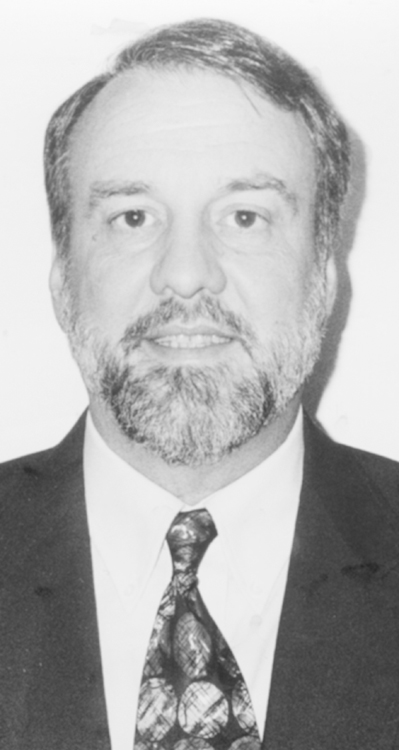 Gary W. Leonhardt, 1998 Distinguished Person of the Year