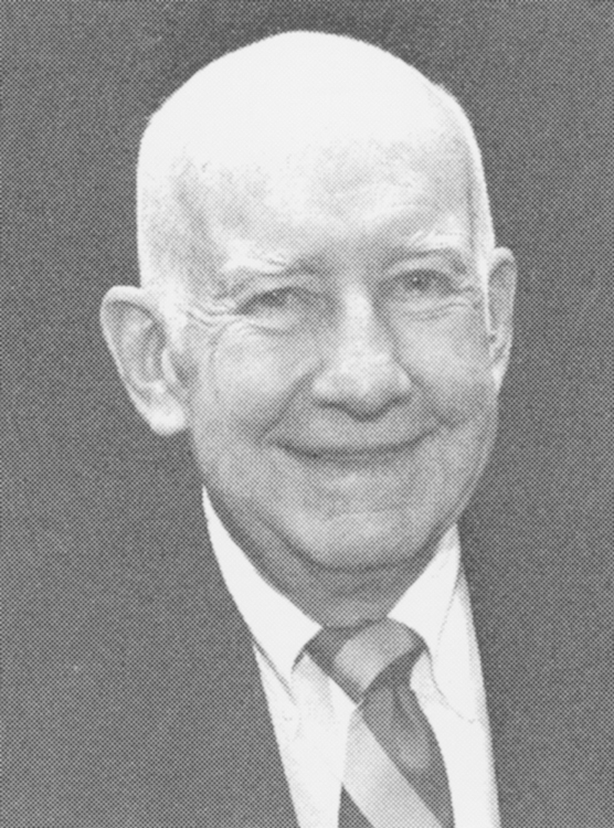 John T. Watkins, 1996 Distinguished Person of the Year