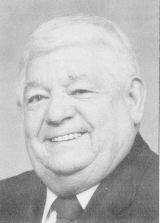 Fred M. Roberson, 1995 Distinguished Person of the Year