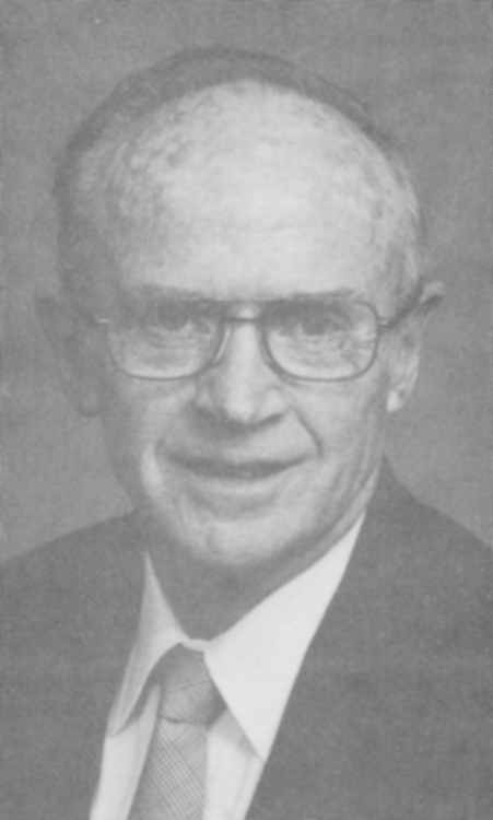 L.S. Inscoe, Jr., 1994 Distinguished Person of the Year