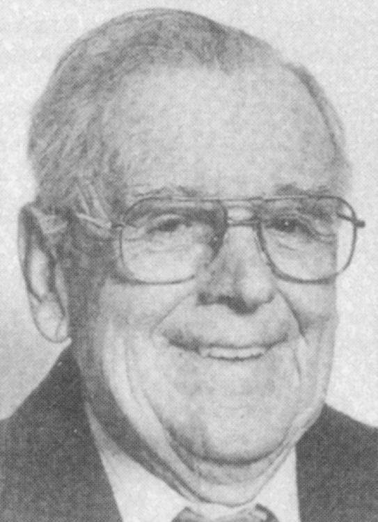 Lloyd W. Turner, 1992 Distinguished Person of the Year