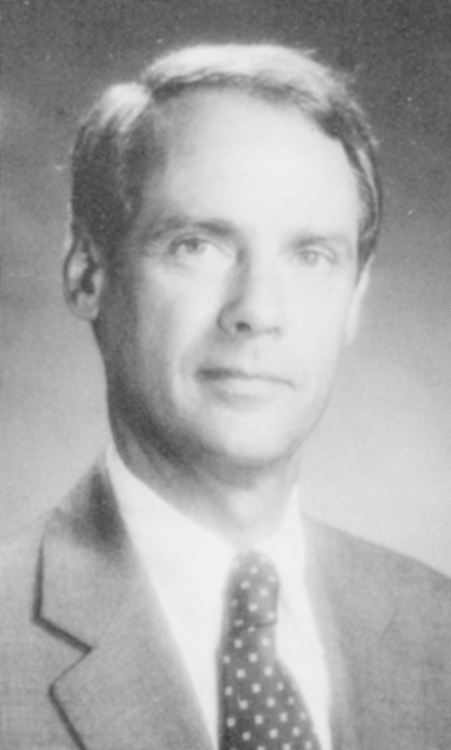Howard Haworth, 1987 Distinguished Person of the Year