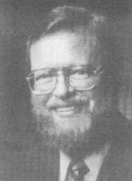 Andrew M. Kistler II, 1985 Distinguished Person of the Year