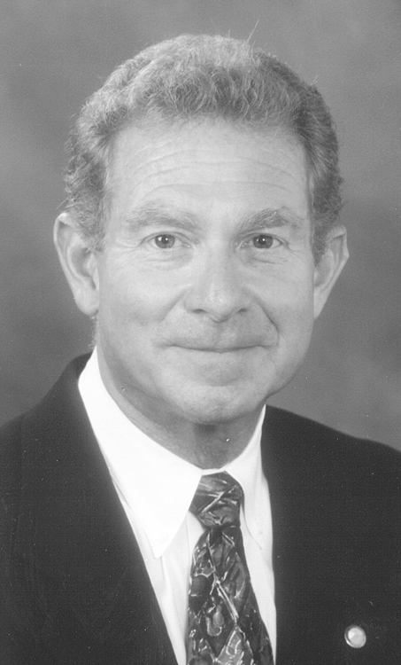 Melvin C. Cohen, 1983 Distinguished Person of the Year