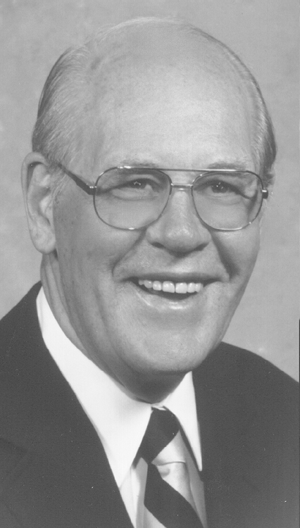 Clarence Perkins Reinhardt, 1982 Distinguished Person of the Year