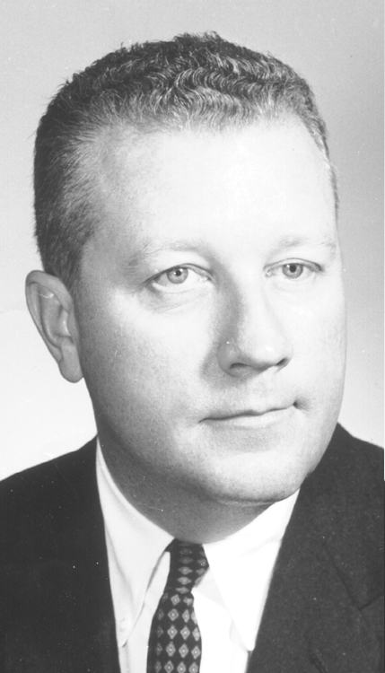 Jack Kirksey, 1977 Distinguished Person of the Year