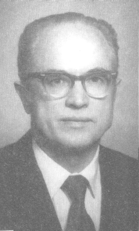 John D. Smith, 1970 Distinguished Person of the Year